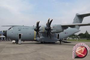 Kasau tinjau pesawat yang ditawarkan Airbus kepada Indonesia