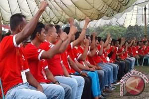1.000 Peserta Ikut Apel Pemuda Sulteng Bersatu
