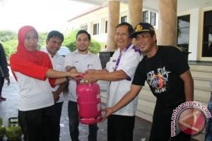 Pemkab Parimo Sosialisasikan Bright Gas 5,5 kg