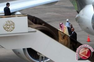 Menlu-Menag akan lepas keberangkatan Raja Salman