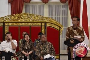 Presiden Jokowi targetkan pertumbuhan ekonomi hingga 6,1%