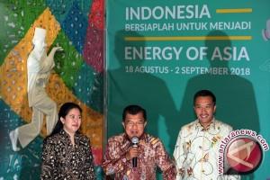 Wapres tekankan efektivitas penggunaan anggaran Asian Games 2018