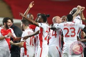 Liga Champions - Monaco singkirkan Manchester City 3-1