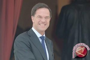PM Belanda Rutte menuju kemenangan besar atas Wilders