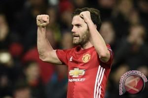 Mata ingin perpanjang kontraknya di United
