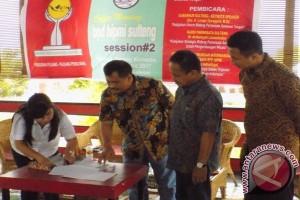 Sri Irmayati dan Ishak Basir kandidat Ketua HIPMI Sulteng