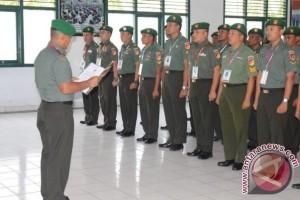 Panitia Seleksi Tamtama TNI-AD Ucapkan Pakta Integritas