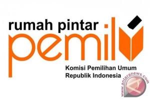 KPU Palu Luncurkan Rumah Pintar Pemilu