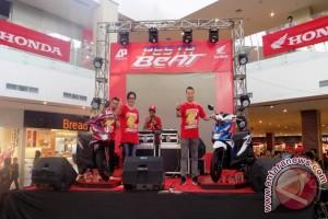 Pencinta Honda BeAT Gelar Jambore Nasional di Tanah Kaili