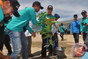 Peringati Hari Air Sedunia Dengan Menanam Pohon