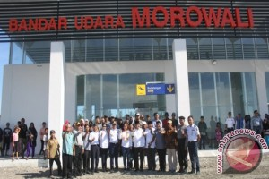 Penerbangan Reguler Bungku-Makassar Insya Allah Mulai Pekan Depan