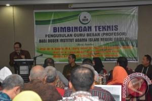 Prof Suwito: Banyak Syarat Jadi Guru Besar