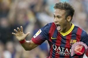 Barcelona pastikan Neymar tidak bermain pada El Clasico
