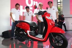 AHM Luncurkan All New Honda Scoopy dengan Desain Baru - Fitur Canggih