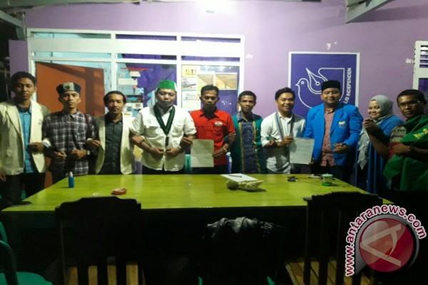 Koalisi Pemuda Bangsa Tolak Kegiatan HTI