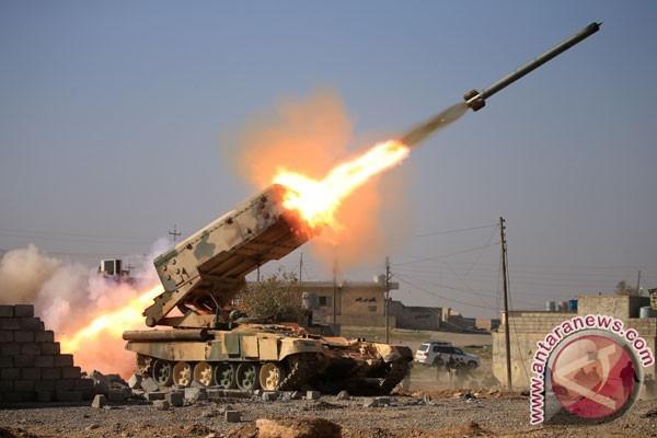 ISIS gunakan senjata kimia di Mosul
