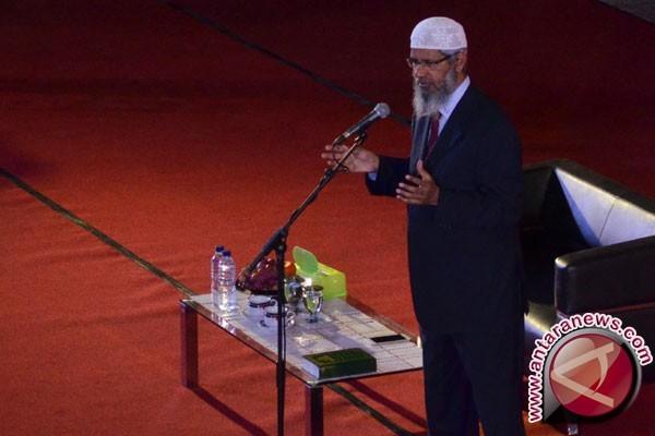 Zakir Naik jadi penduduk tetap di Malaysia