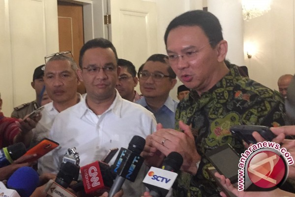 Wapres Amerika Serikat tiba di JakartaAnies bertemu Ahok di Balai kota pagi ini