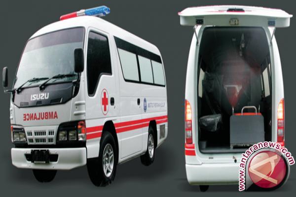 Dinkes Sulteng Siapkan Tiga Ambulans Gratis