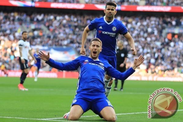 Chelsea ke final FA usai lewati Spurs 4-2