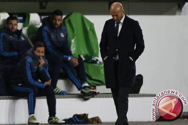 Zidane: Ronaldo siap hadapi United