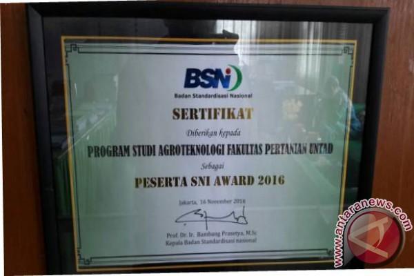 Untad Siap Berkompetisi Pada Sni Award 2017