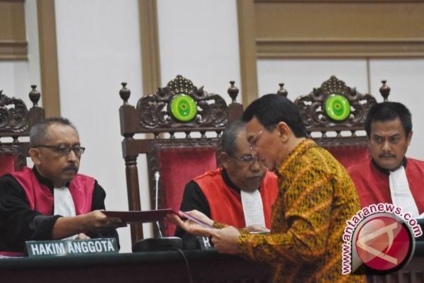 Pengadilan siap gelar sidang putusan Ahok