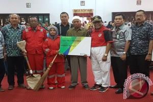 500 Petugas Kebersihan Donggala Ikut BPJS Ketenagakerjaan