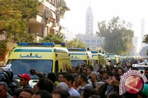 36 tewas dalam pemboman di gereja koptik Mesir