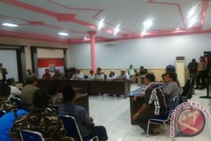 Polres Mediasi Ormas Dan HTI Cegah Konflik