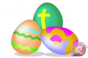 Telur Paskah Tak Lekang di Perayaan Paskah