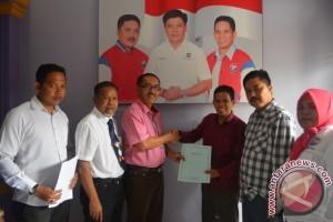 Partai Perindo-LKBN Antara Sulteng Resmi Teken Kerjasama