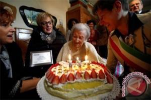 Orang tertua di dunia meninggal pada usia 117 tahun
