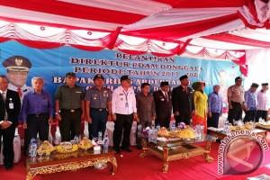 Arifin Abd Rahim Resmi Jabat Dirut PDAM Donggala