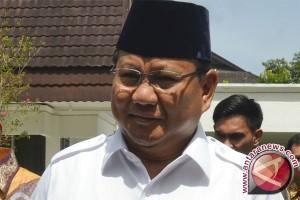 Pertemuan SBY dan Prabowo Di Cikeas