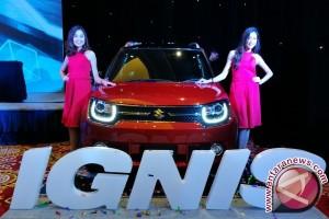 Suzuki hadirkan Ignis, harga mulai Rp139,5 juta