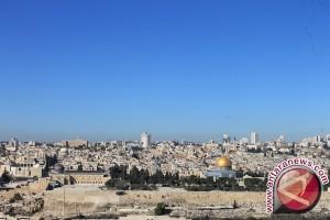 Di Yerusalem, peziarah muslim ikut merasakan Aqsa