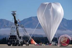 Balon super NASA mulai kumpulkan data dekat antariksa