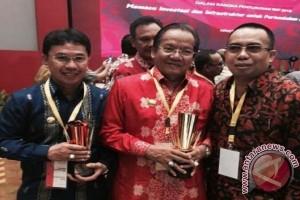Sulteng Raih Anugerah Pangripta Nusantara Dari Bappenas