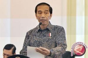Jokowi resmikan 16 penyalur BBM Satu Harga