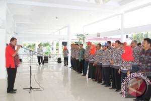 Kontingen Penas KTNA Sulteng 532 Orang