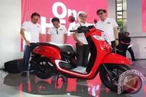 All New Honda Scoopy dengan Desain Baru Hadir di Palu.