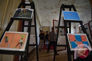 PAMERAN FOTO CREATIVITY IN FRAME