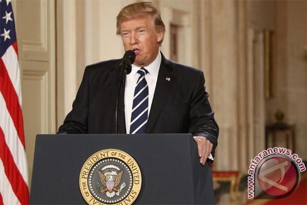 Trump ancam balas Korut dan Kim Jong-un dengan aksi mengerikan