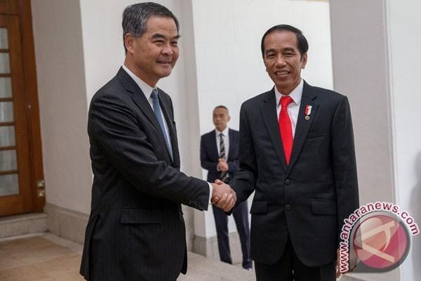 Pemimpin Hong Kong berterima kasih ke Indonesia