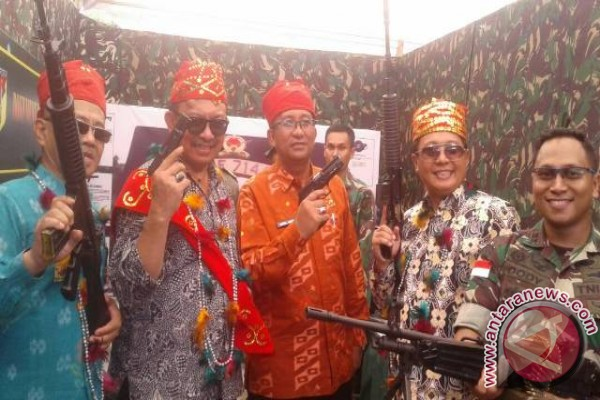 Popda Sulteng dan Pesona Budaya digelar di Poso