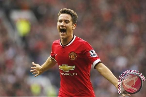 Herrera akui Manchester United susah payah raih final Liga Europa