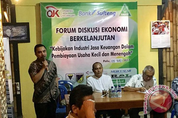 Forum Diskusi Ekonomi Hadirkan Sejumlah Pengusaha Sukses