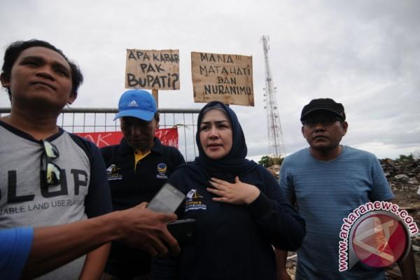 Nasdem Banggai Akan Advokasi 1.114 Korban Penggusuran