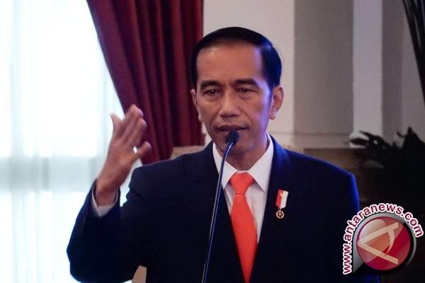 Presiden Jokowi tekankan kebangkitan disiplin nasional
